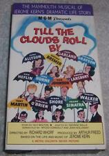 Till the Clouds Roll By VHS Video Jerome Kern's Dramatic Life Story