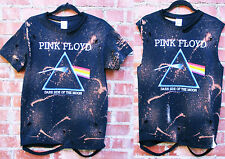 Pink Floyd  Bleached Distressed shirt or tank top  S-XL