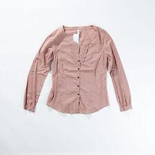 Esprit Langarm Damenblusen, - tops & -shirts aus Baumwollmischung