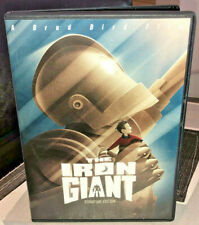 The Iron Giant Dvd - Signature Edition