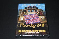 NEW! SEALED! Redneck Comedy Roundup 1 & 2 : Doublewide Feature Set (2011 DVD)