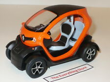 KINSFUN RENAULT TWIZY 1:18 SCALE ORANGE NEW NO BOX USA FREE SHIP