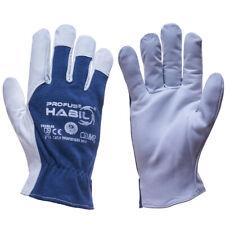 Leder-Arbeitshandschuhe Montagehandschuhe Mechanikerhandschuhe (HABIL-1)
