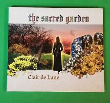 CD - Clair de Lune - The Sacred Garden - signed