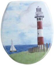 Wenko Lighthouse Novelty Toilet Seat