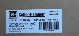 Cutler Hammer Power Supply  120vac-24vDC