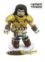 Pathfinder Minimates Series 1 Valeros Human Fighter