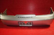 JDM Honda Prelude OEM Rear Bumper Cover Silver 1997 1998 1999 2000 2001 #5397