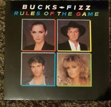 "BUCKS FIZZ - Rules Of The Game ~7"" Vinyl Single~"