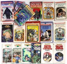 Vintage Choose Your Own Adventure Mixed Lot Box Set Twistaplot Which Way Books