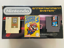 NES ACTION SET COMPLETE + THE LEGEND OF ZELDA + SUPER MARIO BROS. 3 - NINTENDO