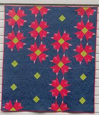 Garden Stroll - modern foundation paper pieced quilt PATTERN - Amy Friend
