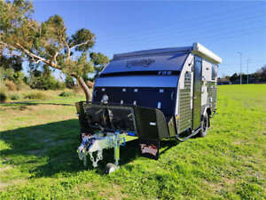 2020 Fantasy Caravan 13ft Off Road Pop Top Hybrid Ensuite 2 berth Slide-out