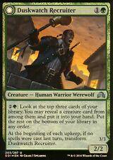 Duskwatch Recruiter / Krallenhorde Howler FOIL | NM | Shadows over Innistrad