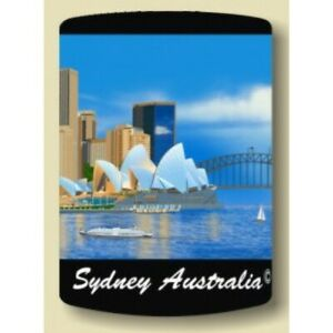 Australian Souvenir Stubby Holder - Sydney Australia