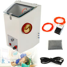 Metal Castings Sandblaster Dental Lab Sand Blaster Machine Dental Equipments USA
