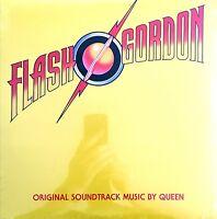 Queen LP Flash Gordon (Original Soundtrack Music) - Remastered, 180 Gram - US