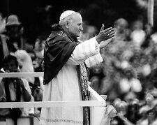 POPE John Paul II Bishop of Rome - Catholic Church 8 x 10 GLOSSY Photo Picture 2