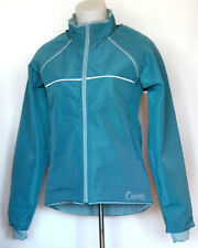 Curves Fitness Teal Blue Convertible Walking Jacket/Vest with Mesh Vents size S