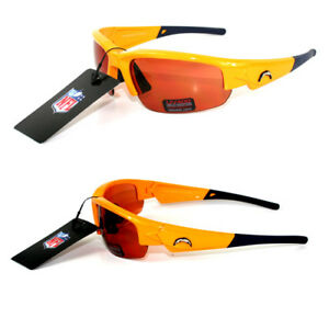 LOS ANGELES CHARGERS MAXX DYNASTY, HIGH DENSITY, DRIVING LENS SUNGLASSES