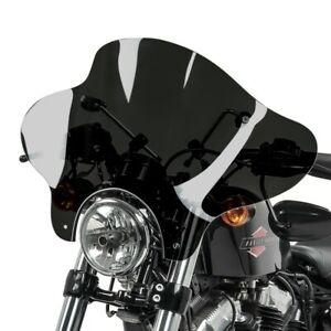 Parabrezza Batwing per Honda Shadow VT 750 Spirit fumo scuro