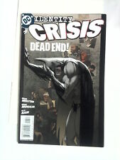 IDENTITY CRISIS n° 6 ( DC Comics ) 2005 Cover by Michael Turner.