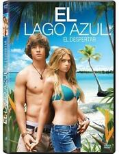 BLUE LAGOON : THE AWAKENING (Indiana Evans) - DVD - PAL Region 2 - sealed