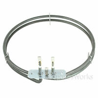 1800W Fan Heating Element 2 Turn  for BELLING 313 316 317 462900010 Oven Cooker