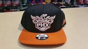 Adidas NBA Phoenix Suns 2 Tone Custom Youth Snapback Cap Hat - Kids