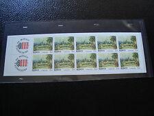 MONACO - timbre - yvert et tellier carnet n° 8 n** (Z2) stamp monaco