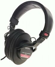 SONY MDR-V6 STUDIO MONITOR SERIES HEADPHONES