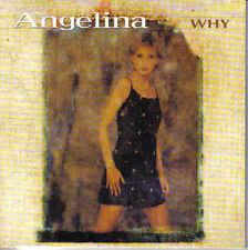 Angelina-Why cd single