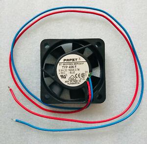 PAPST 405F, Axial Fan, 400F Series, 5V DC, 22.1 dBA, 4.7 cu.ft/min