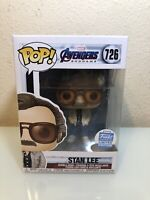 Funko Pop! Stan Lee Young Marvel Avengers Endgame Funko Shop Exclusive 726