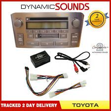 CTVTYX002 MP3 iPod iPhone AUX Input  Adaptor For Toyota Avensis, Corolla, Yaris