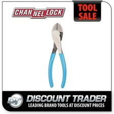 "Channellock 7"" High Leverage Diagonal Lap Joint Cutting Plier Side Cutters 337"