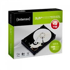 "3000GB / 3TB - INTENSO - SATA  Festplatte 3,5"" Internal Hard Disc - Retail NEU"