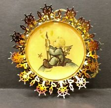 Vintage Hummel 24K Gold Christmas Ornament Collection ARS 1988 Edition