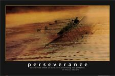 HOW I MET YOUR MOTHER ~ PERSEVERANCE ROWING 24x36 POSTER Effort Barney Stinson