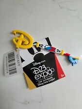 D23 Expo 2019 Disney Store Mickey and Minnie Exclusive Key Limited Edition LE