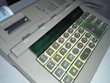 Calcolatrice Olivetti LOGOS 75b DEL 1977 VINTAGE CALCULATOR