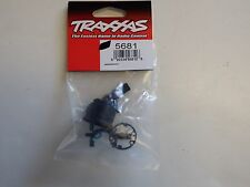 TRAXXAS- CARRIER DIFF (HEAVY DUTY) DIFF FORK/LINKAGE ARMS F&R- MODEL#5681 -Box 2