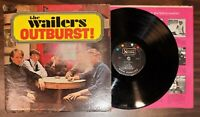Scarce NW garage rock lp THE WAILERS Outburst! 1966 United Artists UAL 3557 mono