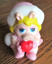 1989 Sesame Street Miss Piggy Collectible Rubber Bath Toy  Rare