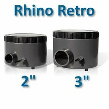 Rhino Retro Drain 2-in. With Air Diffuser Rhret-2A