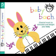 Baby Einstein: Baby Bach (Music CD) New and Mint Condition in Shrink Wrap!