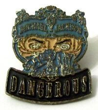 Pin Spilla Michael Jackson - Dangerous