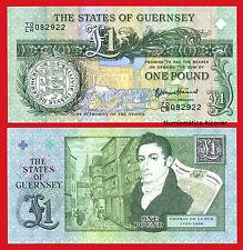 GUERNSEY 1 Pound libra 2013 Commemorative Pick 62  SC / UNC