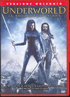 Underworld La ribellione dei Lycans DVD RENT nuovo