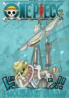 Carteles one piece Thousand Sunny Monkey D Luffy Cindy D. Ace Manga Anime 1